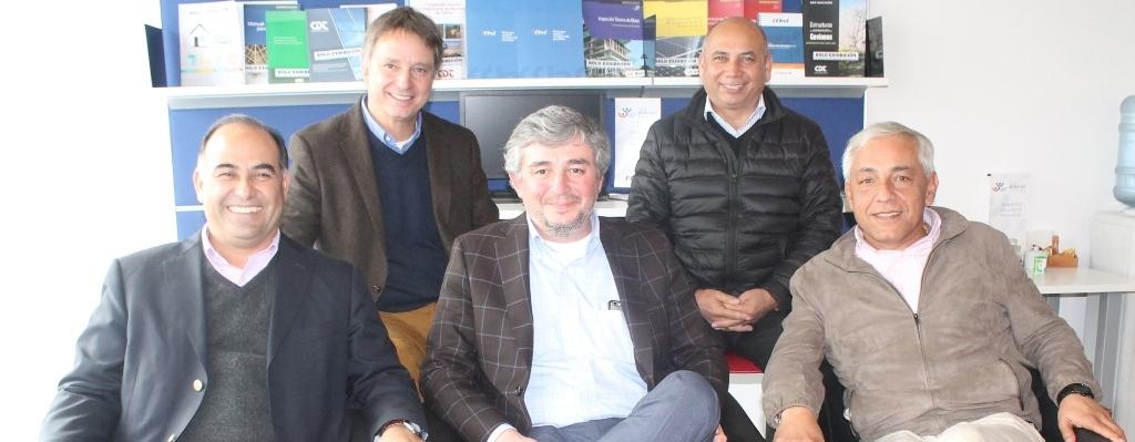 Sergio Quilodrán es elegido como nuevo presidente del Comité de <mark>Infraestructura</mark> noticias