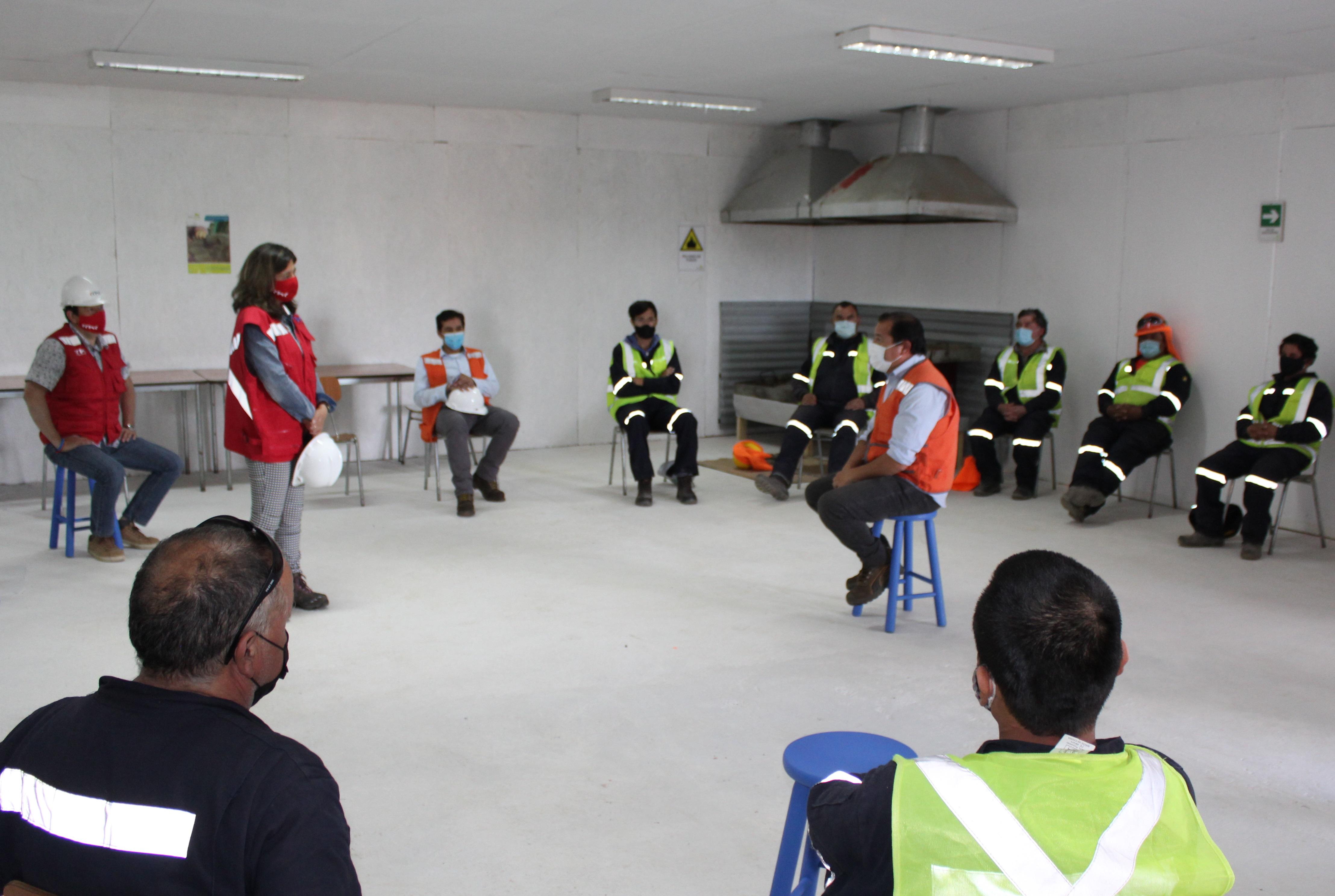 CChC Coyhaique aborda con trabajadores aprendizajes y desafíos en tiempos de pandemia noticias