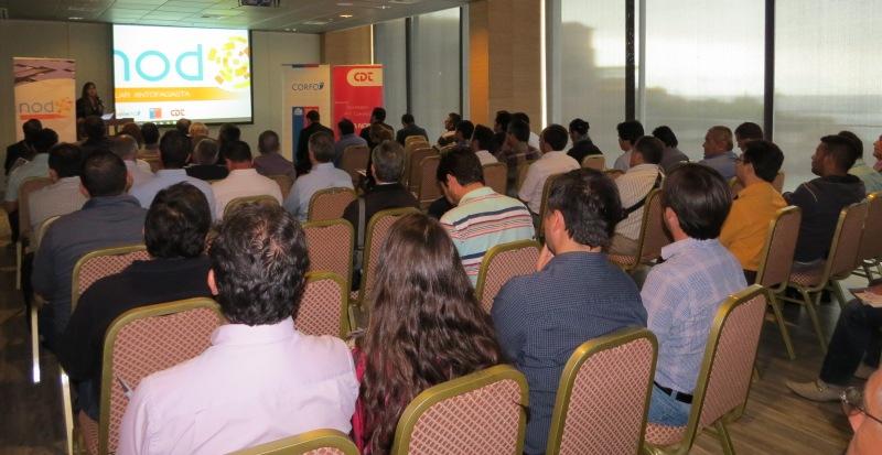 """Se lanza primer """"Nodo Solar"""" en Antofagasta para potenciar  a empresas instaladoras de energía noticias"""