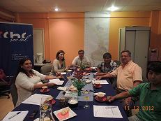 Comité de <mark>Infraestructura</mark> realiza sesión ampliada para finalizar sus activiades  noticias