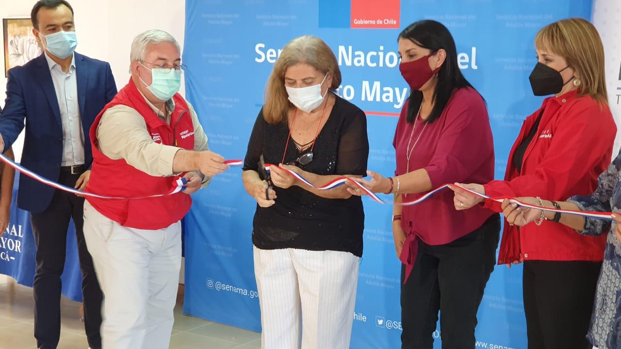 Presidente regional de CChC Iquique participa en inauguración de las obras de remodelación para recinto de adultos mayores noticias