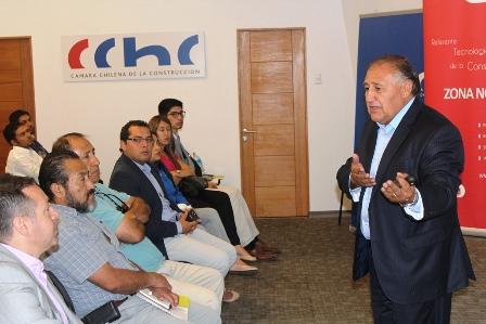 CChC y CDT realizaron Jornada Empresarial en Calama noticias