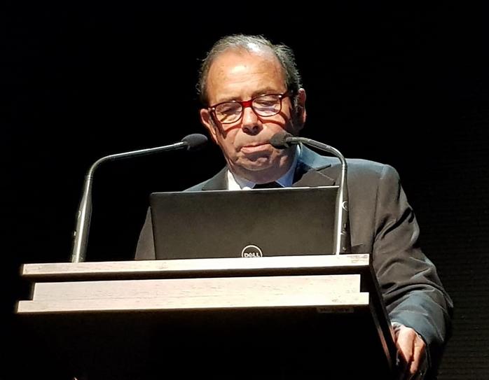 Jorge Mas culmina su periodo como presidente de CICA noticias