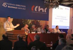 Exitosa fue la 45º Jornada de Directivos Regionales  noticias