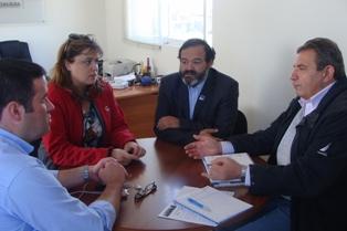 """Empresa socia Galilea Ingeniería y Construcción recibió visita de la """"Ruta del Socio 2012""""  noticias"""