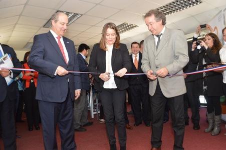 En CFT ProAndes se Inaugura el primer Laboratorio Solar Fotovoltaico de Chile noticias