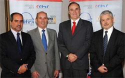 Lanzamiento comercial de Edifica 2013 y ExpoHormigón ICH 2013 noticias