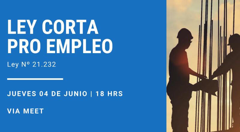 Ley Corta Pro Empleo: Gonzalo Bustos presentó los alcances de la nueva normativa a socios noticias
