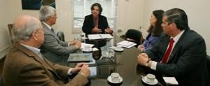 Directiva sostiene encuentro con seremi de <mark>Vivienda</mark> y Urbanismo noticias