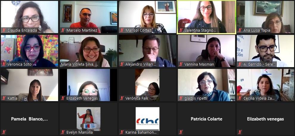 Con metas ambiciosas de inclusión y participación comenzó su trabajo la Mesa Mujer y Construcción Región de Valparaíso  noticias