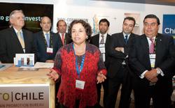 CChC participa junto a Ministra de Minería en Feria Minera en Canadá noticias
