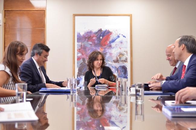 CChC realiza visita protocolar a ministra del Trabajo noticias