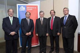 Mesa Directiva CChC se reúne con ministro de Energía noticias