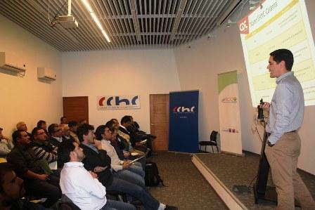 """Con taller """"Nuevas Tecnologías en Energía Solar"""" comenzó Nodo en Calama noticias"""