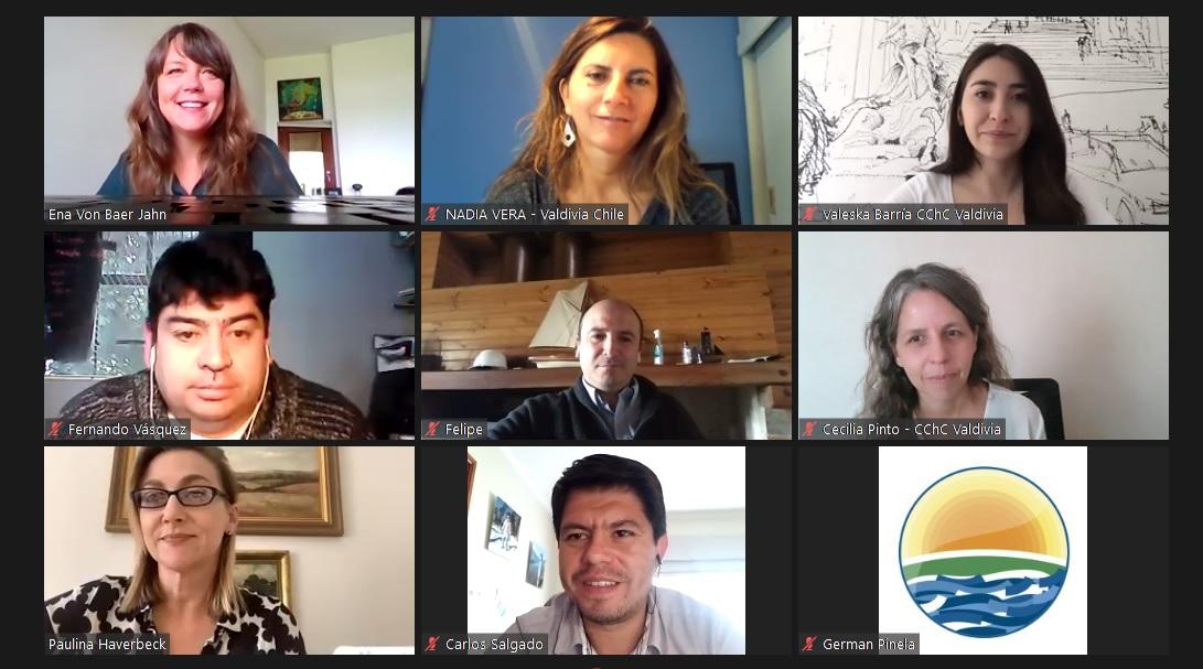 Mesa Directiva Regional se reúne con parlamentarios de la región de Los Ríos noticias
