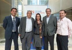 CChC cierra exitosa Jornada Zonal Norte con importantes acuerdos noticias
