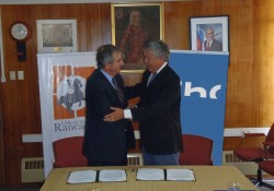 CCHC extiende convenio con I. Municipalidad de Rancagua noticias
