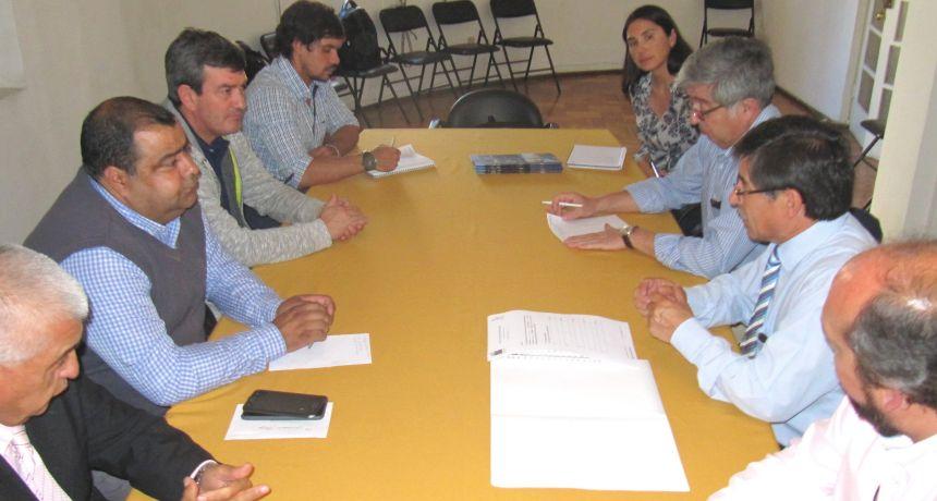 CChC junto a Cores instauran mesa de trabajo de <mark>infraestructura</mark> noticias
