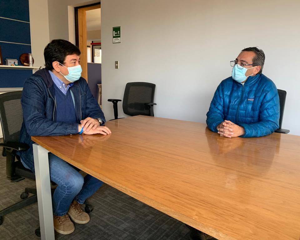Gremio de la construcción y alcalde (s) de Guaitecas coordinan acciones para ayudar a vecinos de la comuna noticias