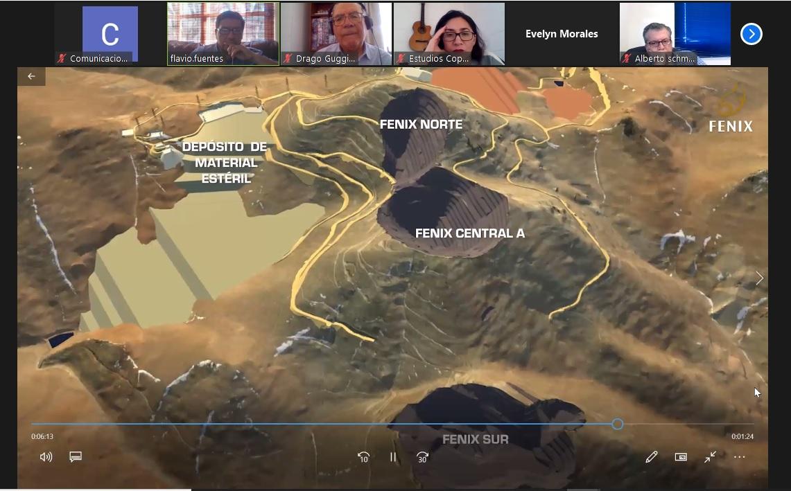 Copiapó: Socios conocen detalles del proyecto Fénix Gold noticias