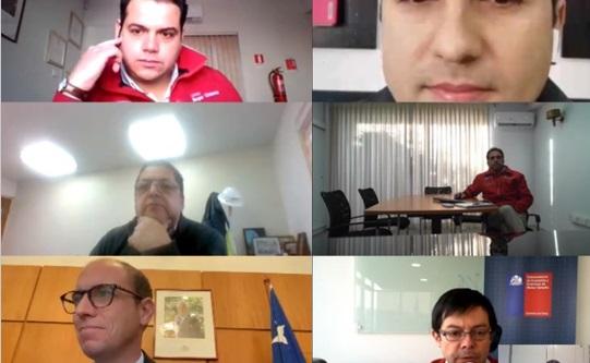 CChC Chillán participa en mesa de recuperación económica y social de Ñuble noticias