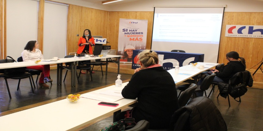 Grupo de Trabajo Mujeres de CChC Punta Arenas se reúne por primera vez noticias