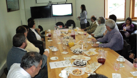Delegación Coyhaique se reúne con autoridades para canalizar inquietud de <mark>infraestructura</mark> vial urbana noticias