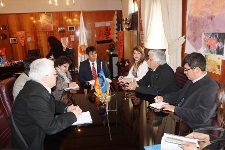 CChC y alcalde acuerdan conformar mesa de trabajo para aportar al desarrollo de Calama noticias