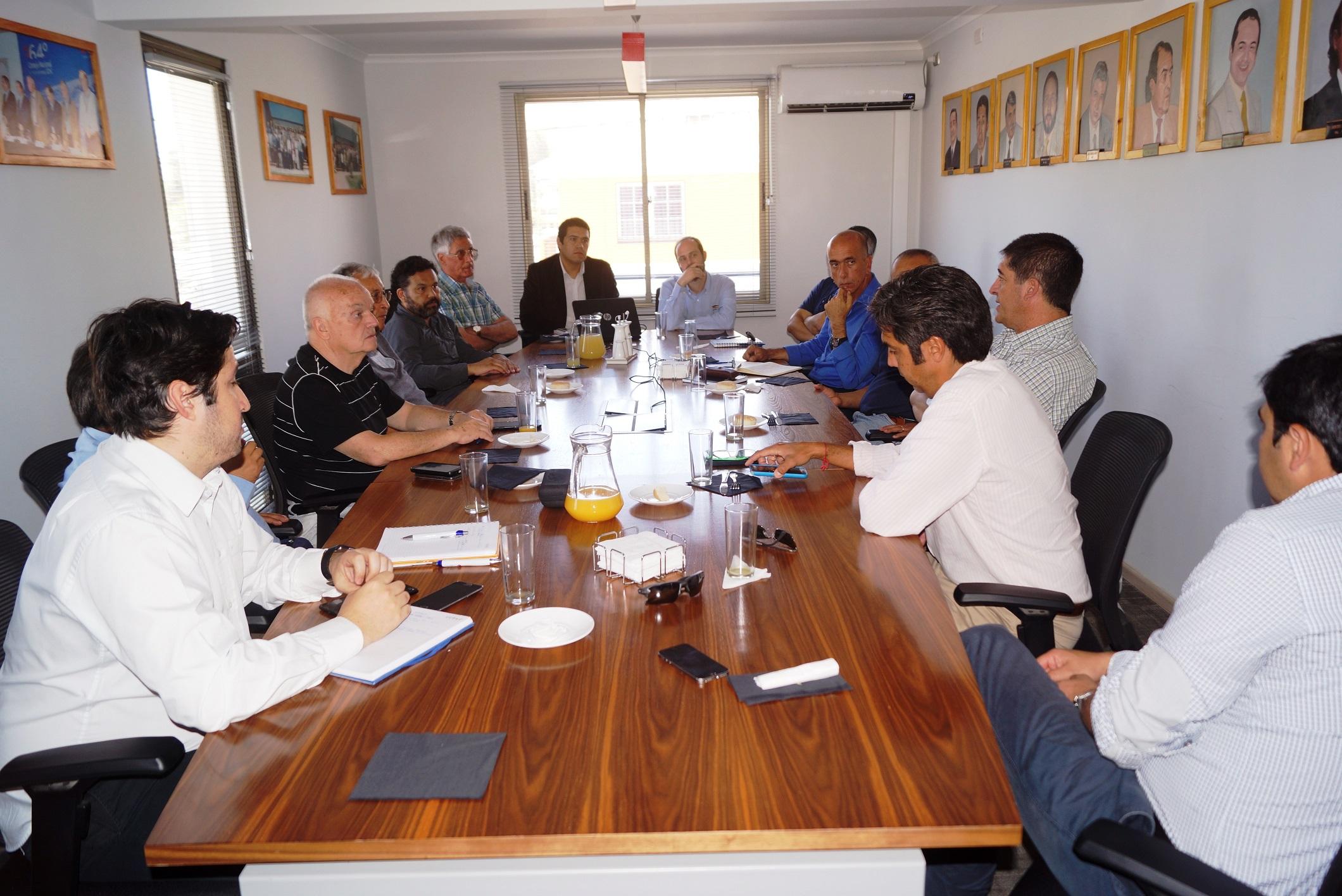 Se realizó reunión entre CChC Copiapó, Aguas Chañar y Serviu noticias