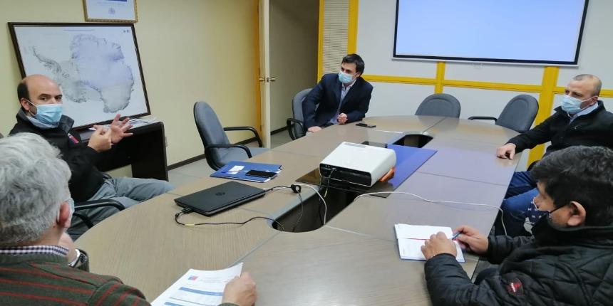 CChC Punta Arenas se reunió con subsecretario de Obras Públicas noticias
