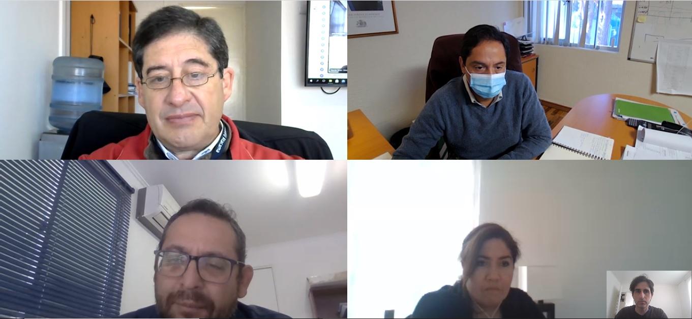 CChC Copiapó y Seremi Minvu analizan alza de costos en proyectos habitacionales noticias