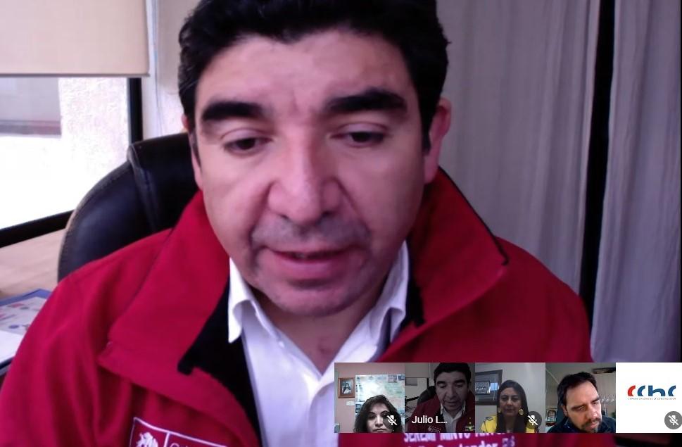 CChC Calama se reúne con Seremi de Vivienda y <mark>Urbanismo</mark> noticias