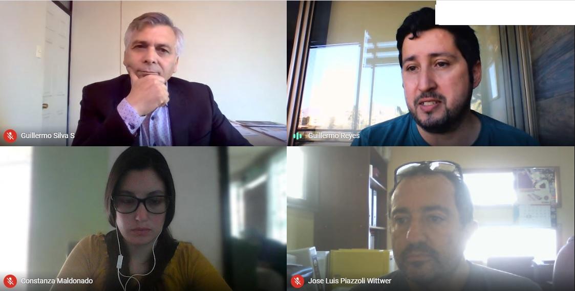 Para analizar posibles alianzas de colaboración se reúnen CChC Copiapó y CFT Estatal noticias