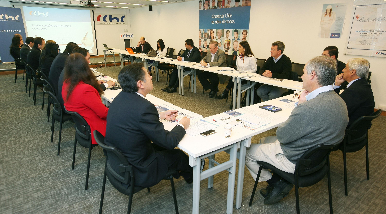 CChC Los Ángeles participó de Jornada de Planificación y Coordinación de la Zona Sur noticias