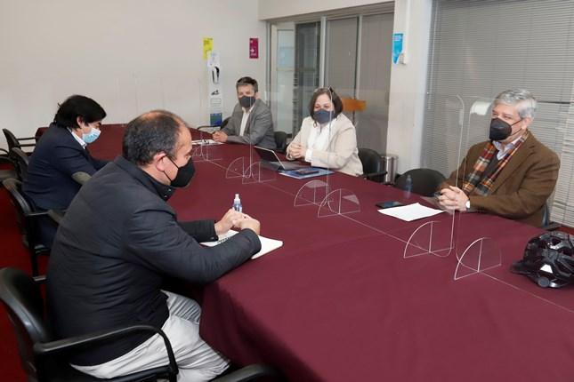 Mesa Directiva se reúne con Gobernador Regional del Biobío noticias