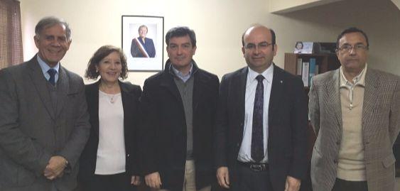 Los Ángeles: MDR se reúne con alcaldes de la provincia noticias