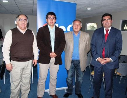 Directiva de la CChC Calama conoció antecedentes sobre la agenda energética regional noticias