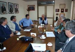Consejo Regional se reúne con Seremi de Transportes noticias