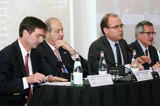Ministro Undurraga participa en seminario sobre <mark>infraestructura</mark> noticias