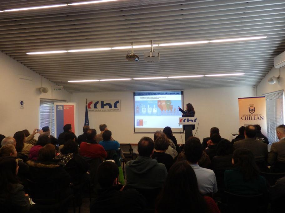 Relevante seminario analizó la calefacción sustentable noticias