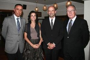 CChC Concepción homenajeó a Sergio Baeriswyl noticias