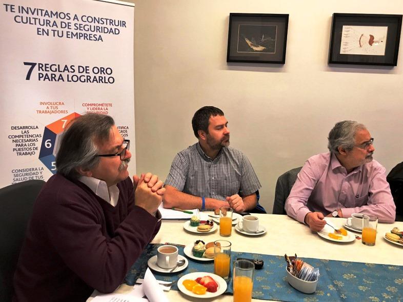 CChC Punta Arenas realiza charla de <mark>sostenibilidad</mark> empresarial entre sus asociados noticias
