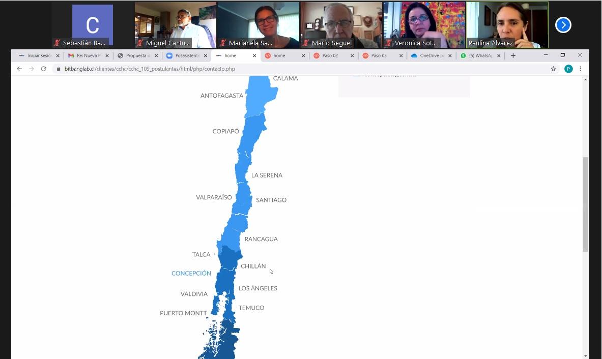 Copiapó: Integrantes del Consejo Regional conocen procedimiento para ingreso de nuevos socios  noticias
