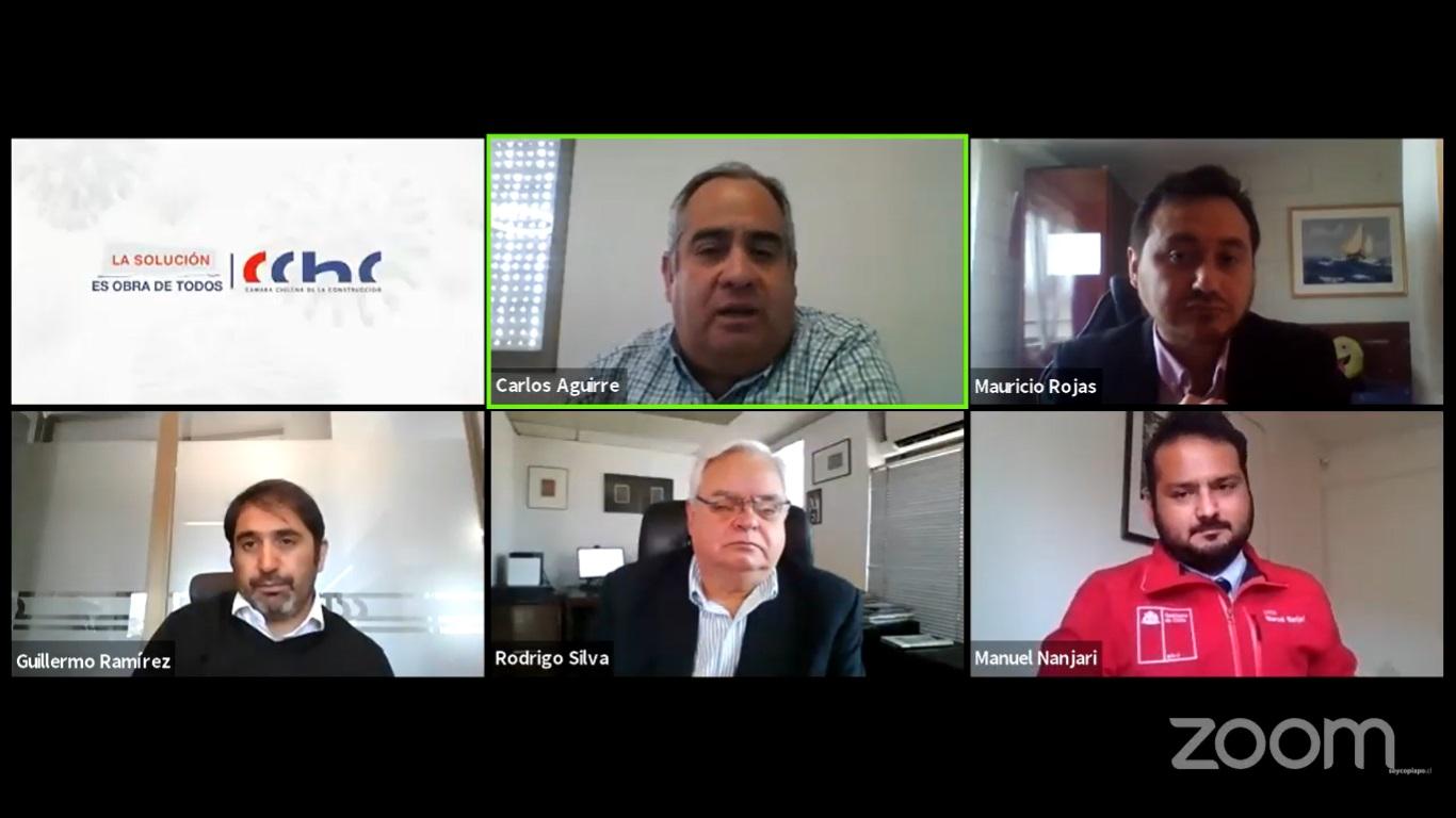 Seminario organizado por la CChC Copiapó abordó proyecciones de reactivación y estrategias de desarrollo sostenible en Atacama noticias