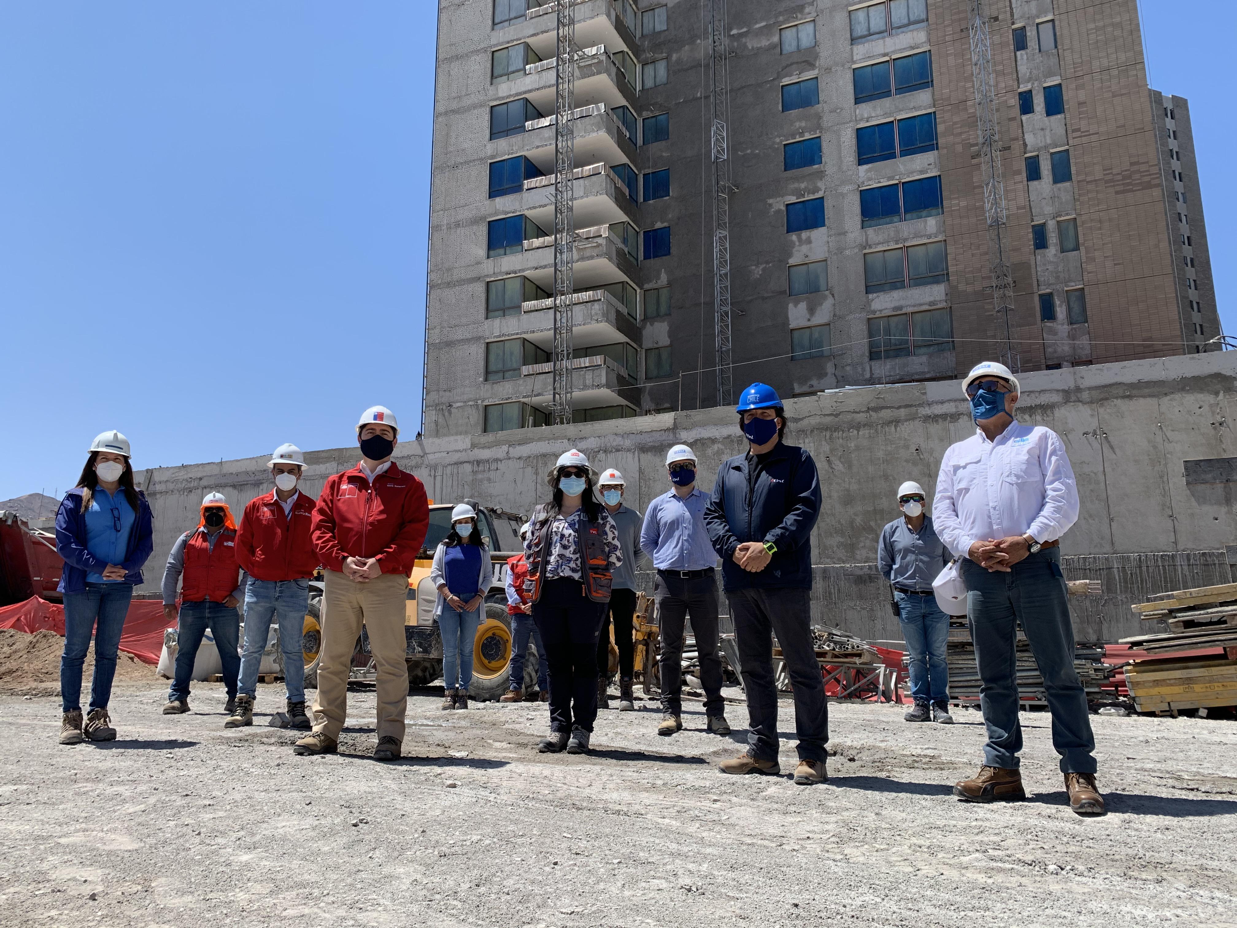 Continuidad operacional de la construcción permitirá mantener empleo de más de 25 mil personas en cuarentena noticias