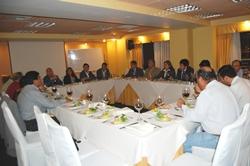 Delegación Iquique se reúne con prensa local noticias
