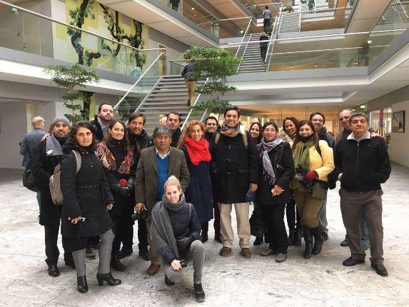 Delegación de Calama participó en Misión Dinamarca noticias
