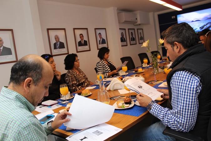 Comité de proveedores Realiza su primera reunión anual noticias