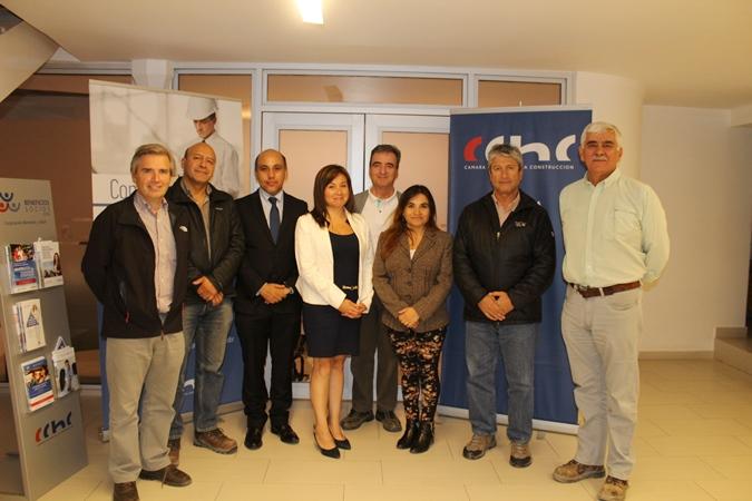 Mesa Directiva Regional se reúne con gerente y directores de proyecto Mina subterránea noticias