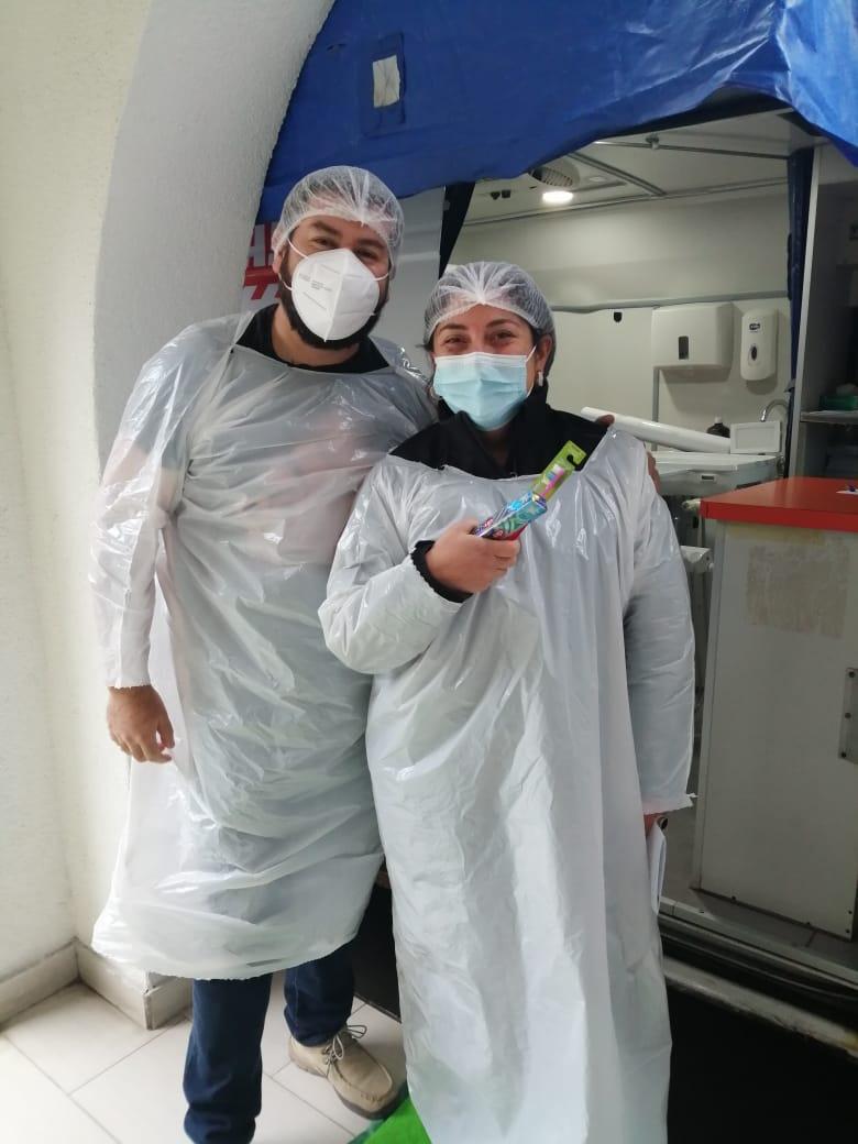 CChC Chillán ejecuta operativo dental para trabajadores de empresas socias noticias
